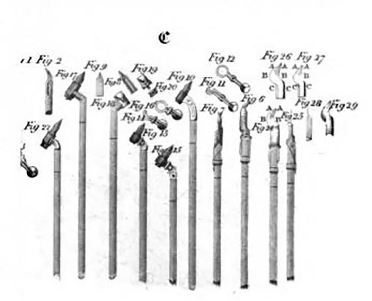 Mordan-Brockedon-patent