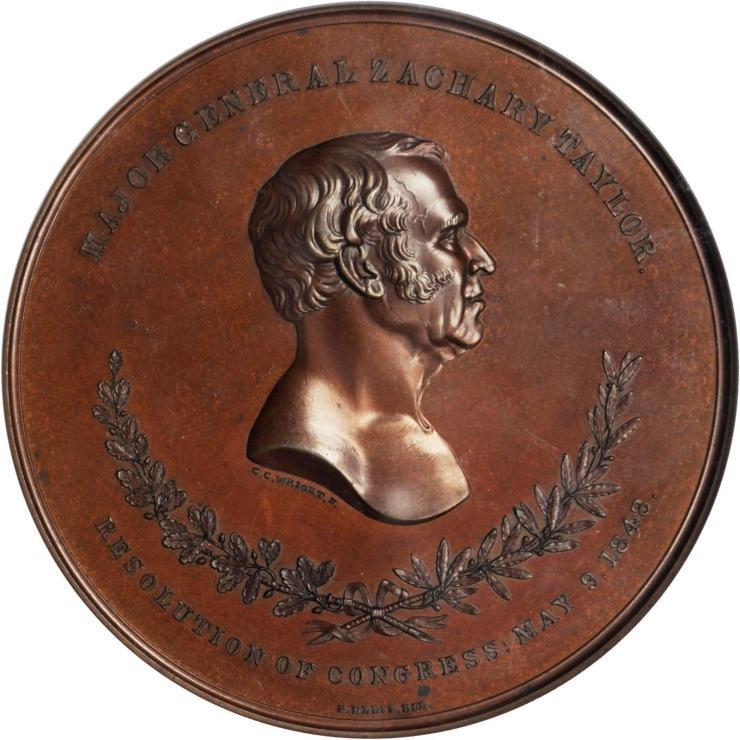 zach taylor medal