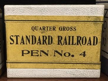 Standard Railroad box