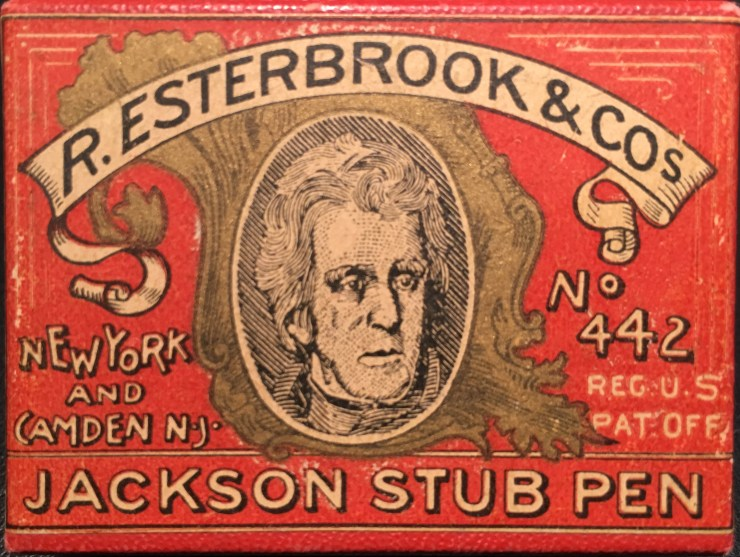 03 early successors Jackson box front