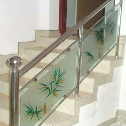 Stainless Steel Railings The Steel Plus | Glass Railing Designs For Stairs | Spiral Staircase | Beautiful | Contemporary | Curved | Guardrail