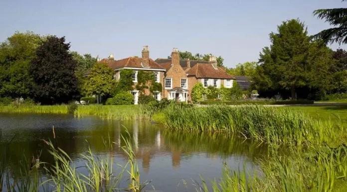 Gays or John Gays House, Langworthy Lane, Holyport, Maidenhead, Berkshire, SL6 2HN, England, United Kingdom – £5.95 million ($7.36 million, €6.88 million or درهم27.05 million) – For sale through Christie's Real Estate