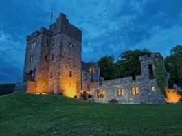 A contemporary castle - Castell Gyrn, Llanbedr Dyffryn, Clwyd, Ruthin, Denbighshire, Wales, LL15 1YE, United Kingdom - £3,900,000 – Strutt & Parker