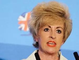 "Baroness Pidding CBE (AKA, ""The Bet Lynch Baroness"", born Emma Pidding)"