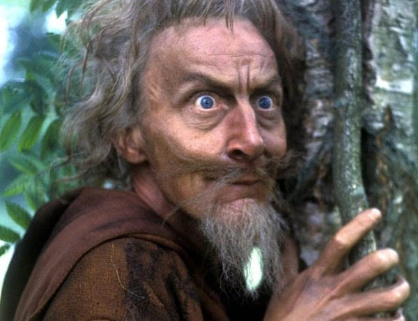 Wacky, gay actor and Catweazle star Geoffrey Bayldon (1924 – 2017) – Leeds born actor Geoffrey Bayldon was best known for playing Catweazle in the 1970s series of same name. He turned down playing Dr Who twice