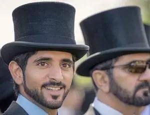 "His Highness Sheikh Hamdan Bin Mohammed Bin Rashid Al Maktoum (حمدان بن محمد بن راشد آل مكتوم, AKA ""Fazza"" or ""فزاع)"