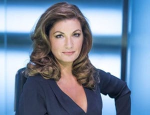"The Baroness Brady of Knightsbridge CBE (better known as Karren Brady, AKA ""The First Lady of Football"")"