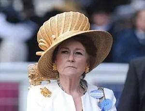 """Lady Elizabeth Anson (AKA """"Lady E"""")"""