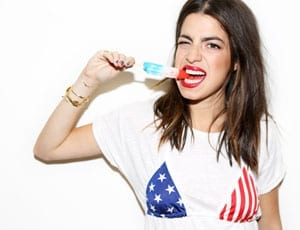 Man Repeller fashion blogger Leandra Medine