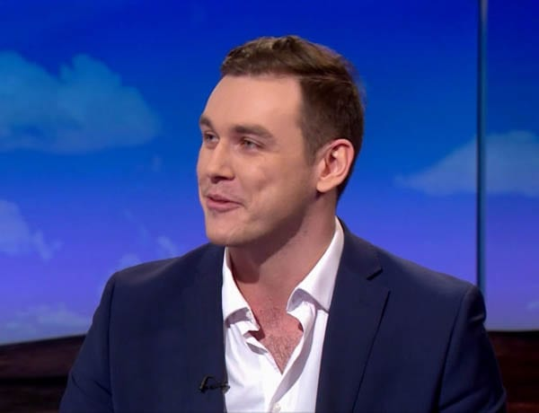 Michael Heaver – Right-wing co-owner of Westmonster website