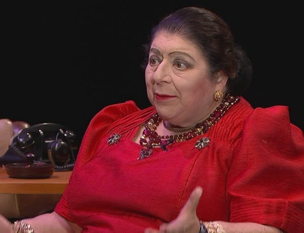 Miriam Margolyes OBE – Actress and humanitarian advocate