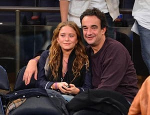 Olivier Sarkozy and Mary-Kate Olson
