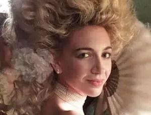 Sabine Getty (née Ghanem, AKA 'Sabine G')