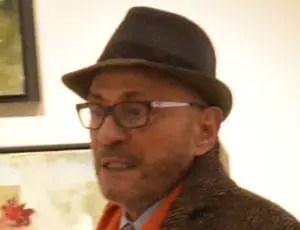 The Inspector Clouseau lookalike
