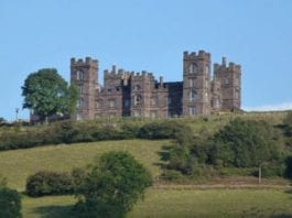 The folly of Riber – Riber Castle, Riber, Matlock, Derbyshire, DE4 – £9 million – Humberts Residential Investment