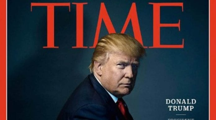 Picture of the Week – Donald The Devil – TIME magazine made a mockery of Donald Trump by giving him Devil horns on their latest cover