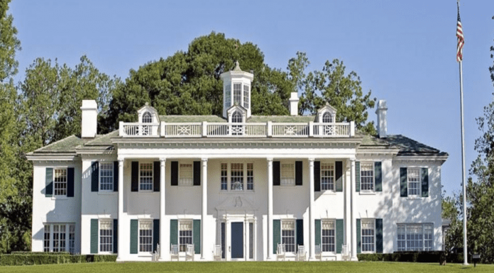 """A Bowled Down Price – £14.9 million for Mount Vernon, 4009 West Lawther Drive, Dallas, Texas, TX 75214, United States of America down from £26.1 million through Allie Beth Allman & Associates – Texan estate for sale for sum 43% less than in 2011; it comes with the """"finest private bowling alley in America"""" and a car museum."""