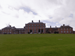 Kingly Kinlet – £3.5 million ($4.4 million, €3.9 million or درهم16.3 million) for Kinlet Hall, Kinlet, Bewdley, Shropshire, DY12 3AY, United Kingdom through agents Savills – Grand Grade I listed Shropshire mansion Kinlet Hall for sale after coronavirus forced the closure of its wedding venue and summer school. HRH Prince Anne has competed at horse trials in its parkland.