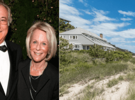 A Highway Ponzi House – 216 Old Montauk Highway, Montauk, The Hamptons, New York State, NY 11954, United States of America – Montauk beach house built for Ponzi schemer Bernie Madoff resurfaces for sale for double what U.S. Marshalls got for it in 2009 – Offered for sale by Out East for £14.1 million ($17.9 million, €15.3 million or درهم65.7 million).
