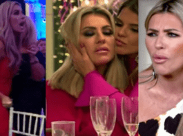Dirty Dawn Can't Take the Heat of the Coke – Dirty Dawn Ward of Real Housewives of Cheshire – Attention seeker and alleged racist and coke possessor Dawn Ward proves she cannot cope with a bit of truthful press attention.