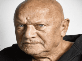"""Trumped by Faust – Steven Berkoff, Donald Trump, Sir Philip Green, Dominic Chappell – Steven Berkoff compares Donald Trump to Faust on the day after the man he called """"Al Capone crossed with Shylock's"""" associate gets jailed for six years."""