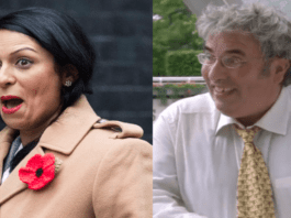 Heroes & Villains – The Best & The Worst People of 2020 – 'The Steeple Times' chooses the 25 best and 25 worst people of the last year and the 25 who'll be missed and the 25 who won't. Winning Villain of 2020: Priti Patel; winning Hero of 2020: Bob Grace.