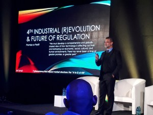 Arif Ismail on 4th industrial revolution
