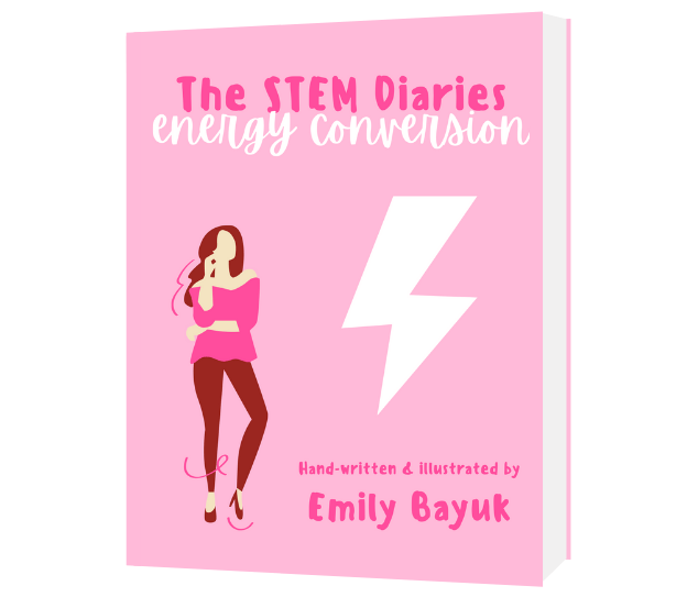 Energy Conversion Book Cover