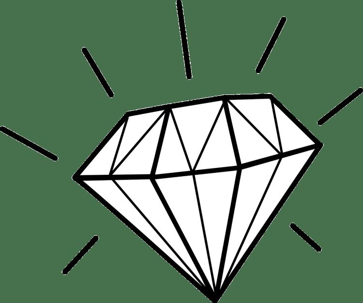 diamond, gem, precious