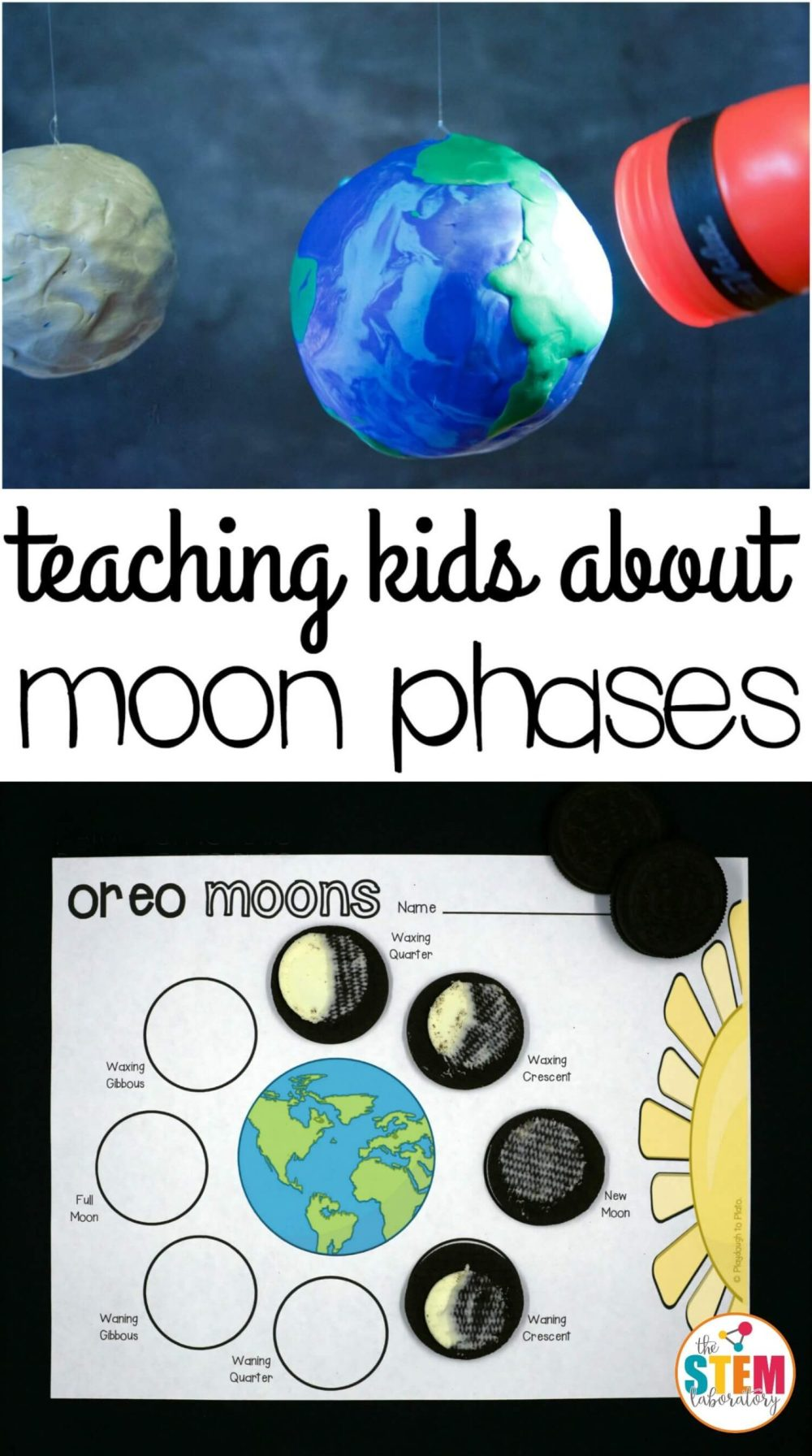 medium resolution of Oreo Moon Phases - The Stem Laboratory