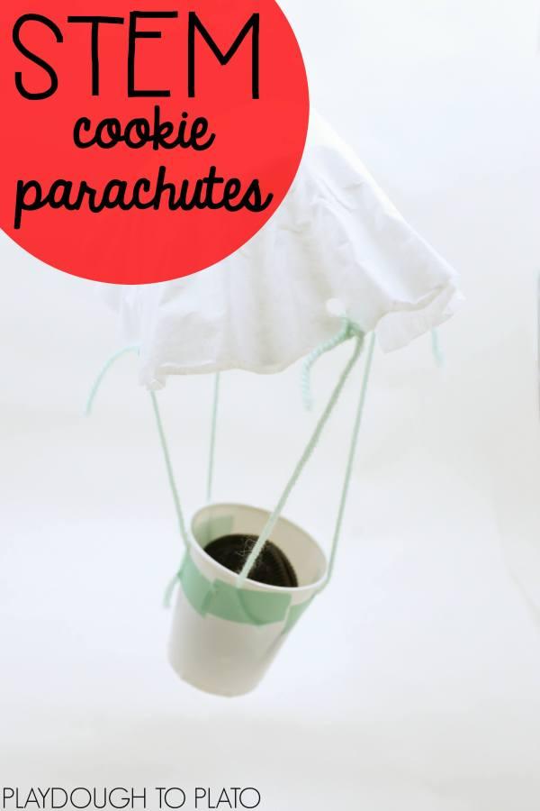 Stem Activity Parachute