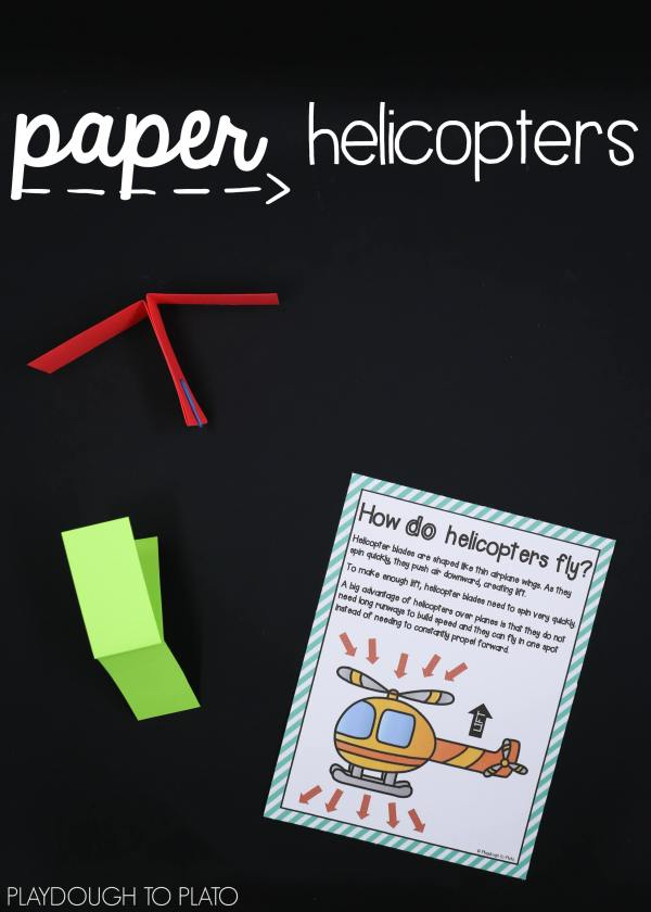 Stem Challenge Building With Paper - Laboratory