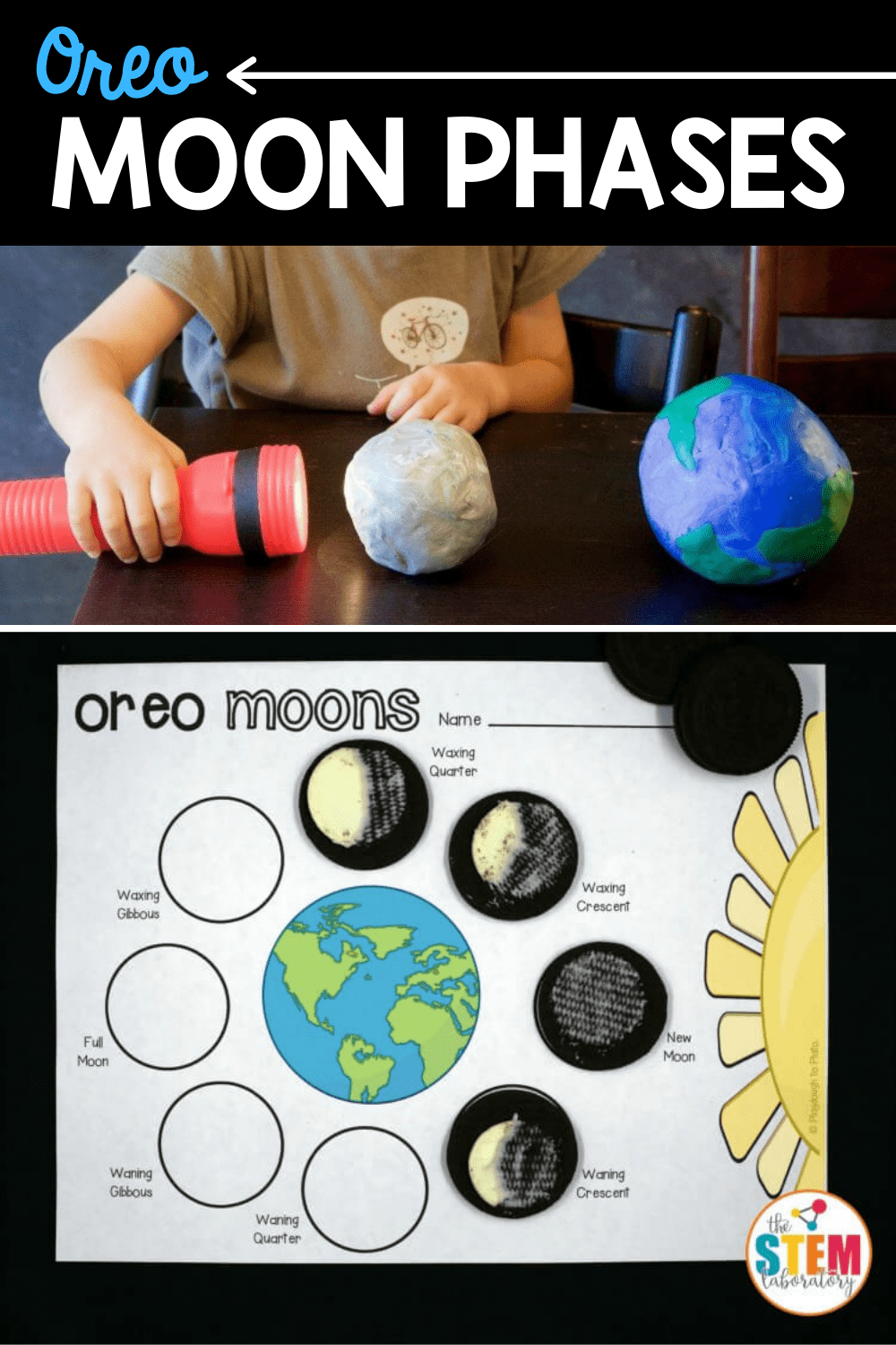 hight resolution of Oreo Moon Phases - The Stem Laboratory
