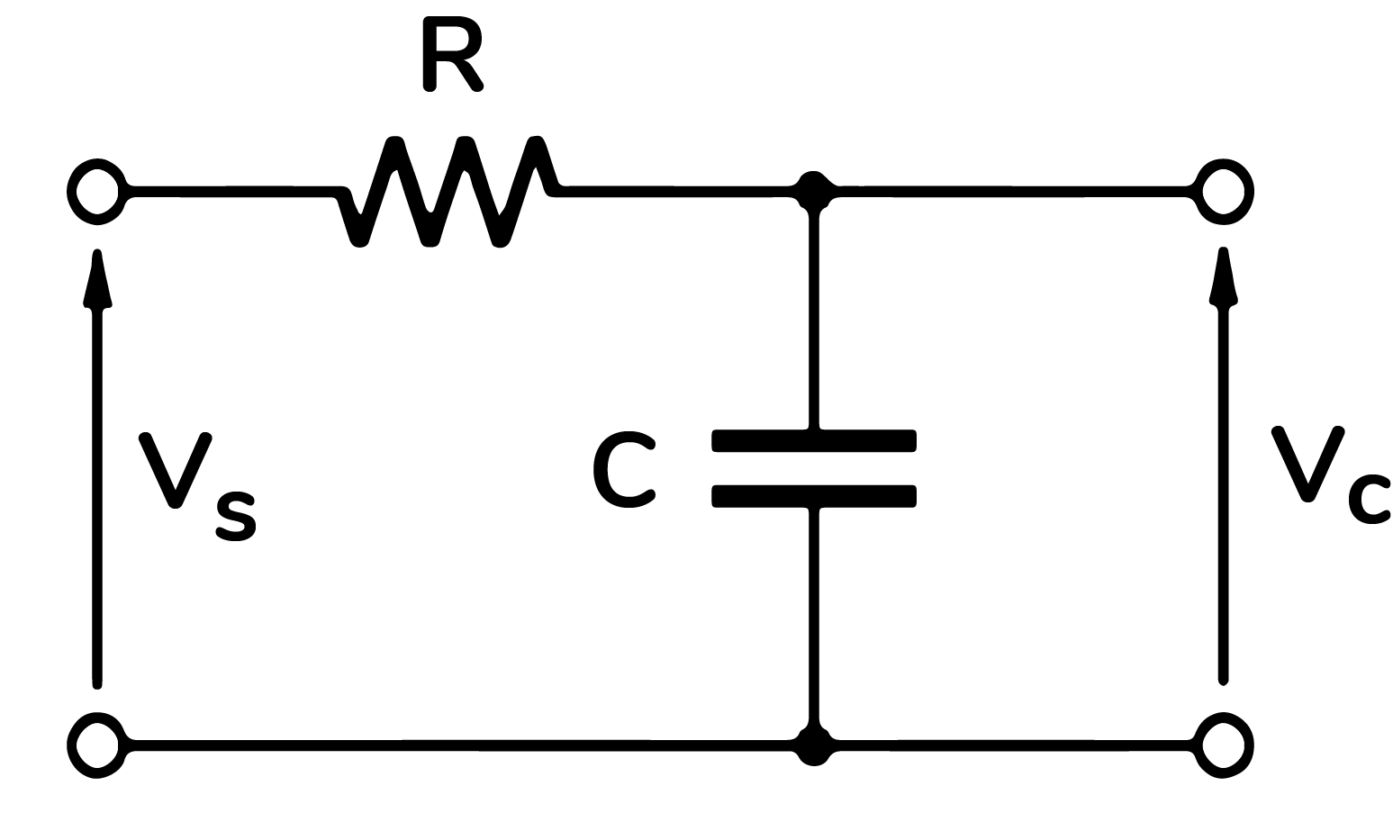 Visualizing Rc Circuit On Evive