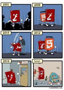 Steve kills Adobe Flash