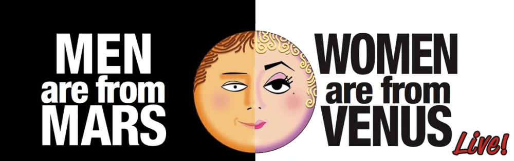Men Mars v Women Venus