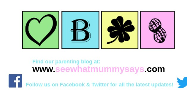 He Said She Said The Bloggers Ed See What Mummy Says Logo