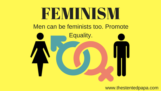 Men Can Be Feminists Too