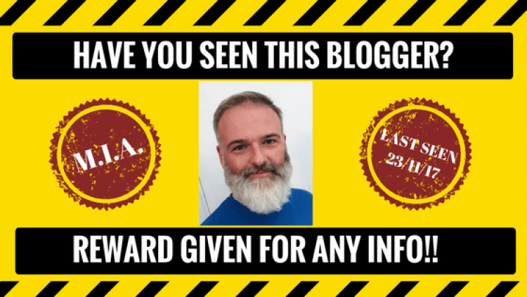 Have you seen this Blogger?!