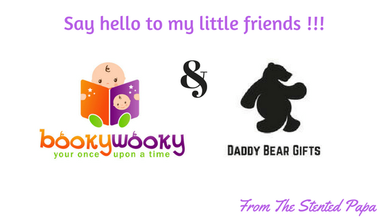 Booky Wooky & Daddy Bear Gifts Logo