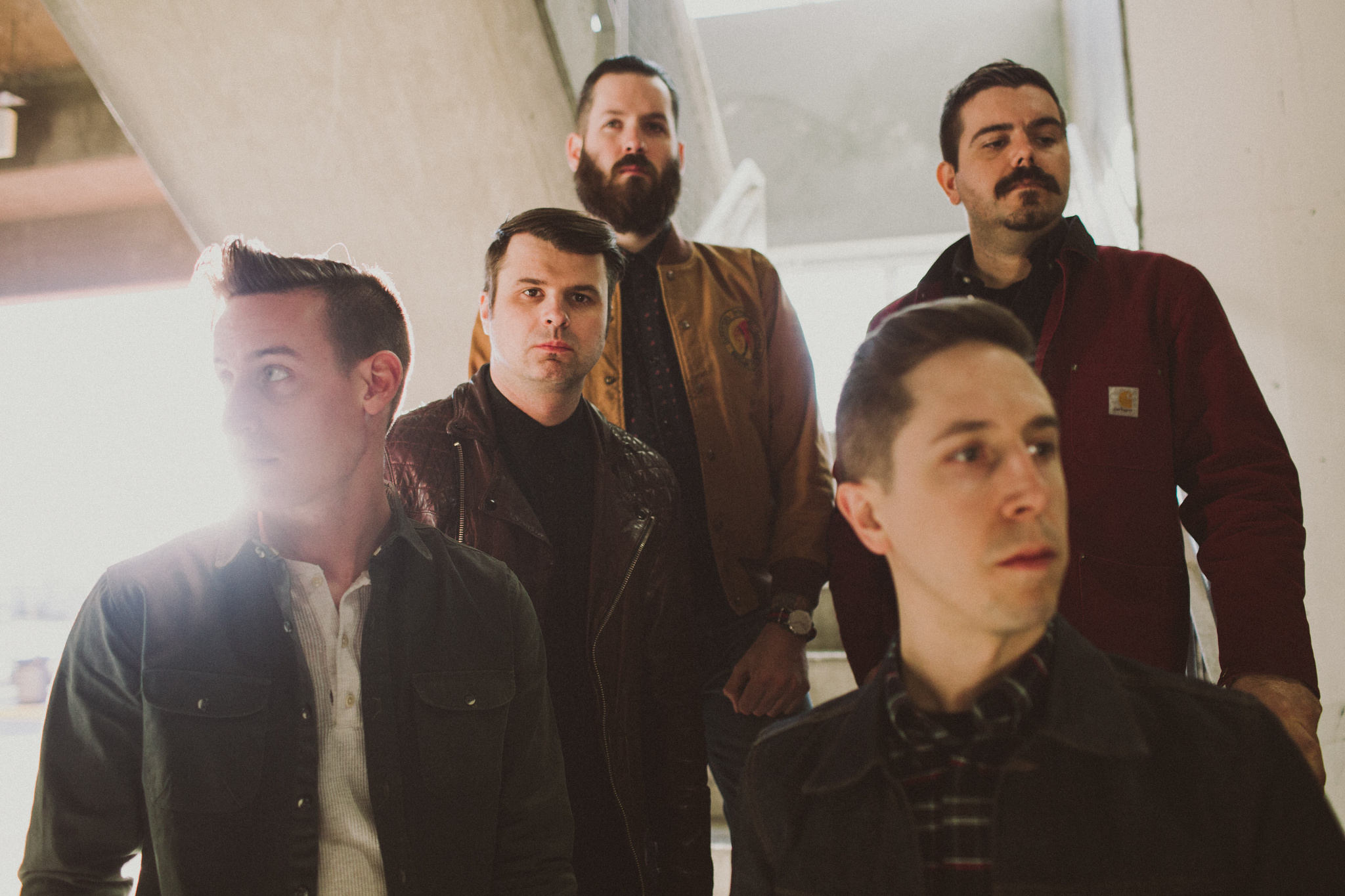 with special guests.. SILVERSTEIN