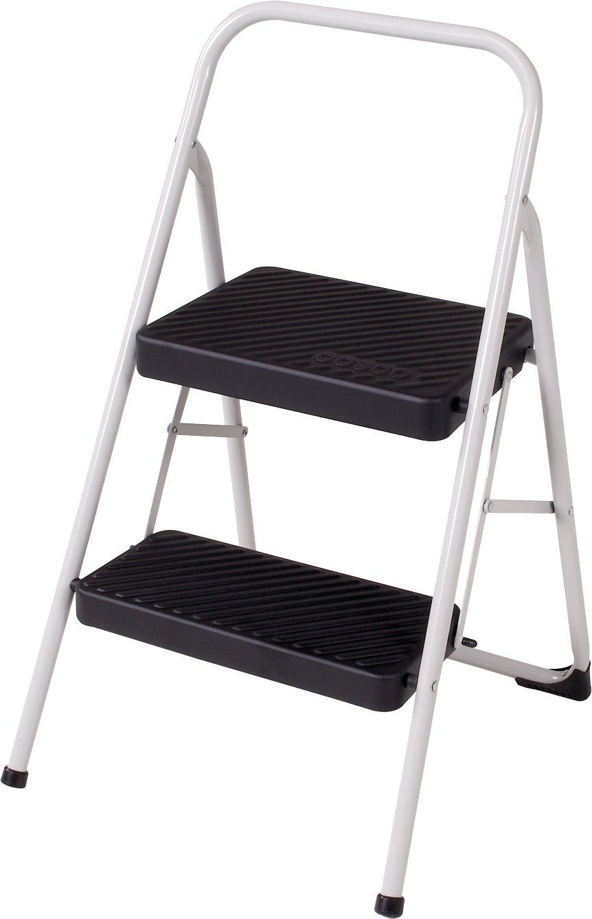 small fold up step ladder  TheSteppingStoolcom