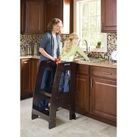 Step Stool for Toddlers to Reach Sink - TheSteppingStool.com