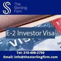 E2 Investment Visa