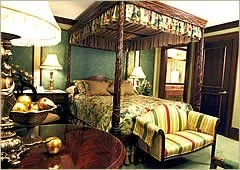 Room at the Prince of Wales Hotel