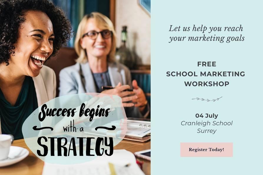 A FREE School Marketing Workshop