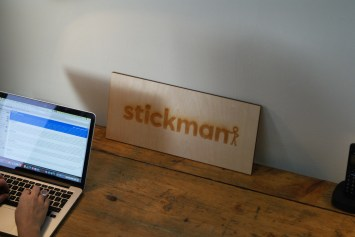 The office at Stickman
