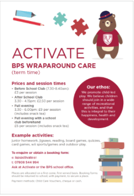 BPS activate new