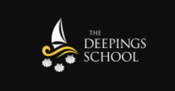 The Deepings School logo