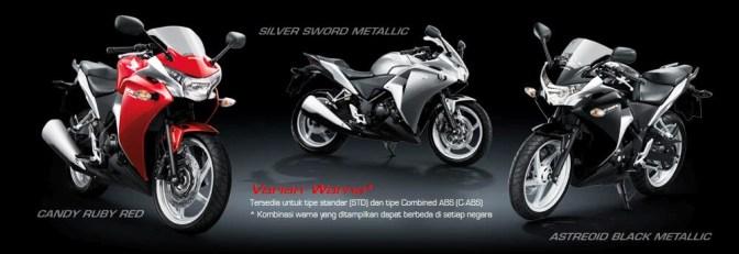 Spesifikasi CBR 250R